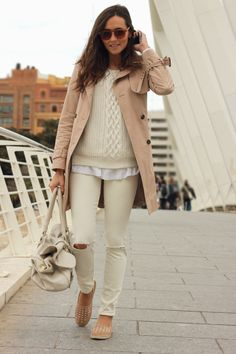 COOHUCO: White and Camel