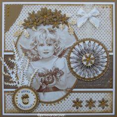 Welkom bij Jannie van der Zwan: Circle clear stamps