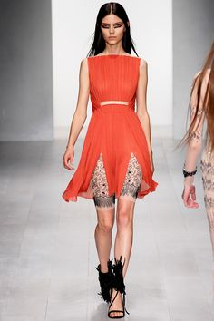 Acne Spring 2013 RTW - Review - Collections - Vogue