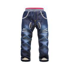 Cheap 2015 i jeans invernali ragazzi caldi dei jeans patchwork bambino  Jeans vestiti casuali del bambino straight boys abbigliamento jeans per le ragazze  CCD03, Compro Qualità Jeans direttamente da fornitori della Cina:                 2015 i jeans invernali ragazzi caldi dei jeans patchwork bambino  Jeans vestiti casuali del
