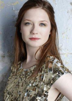 Bonnie Wright = Ginny Weasley!!