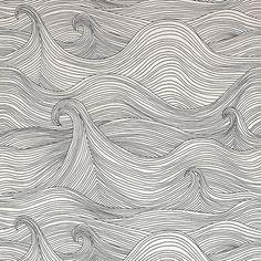 waves waves waves  via HandCrafted In Virginia