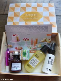 See the World in PINK: May 2015 - Birchbox Canada - Subscription Box Review
