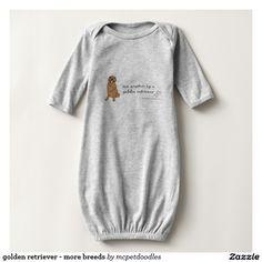 golden retriever - more breeds tee shirts