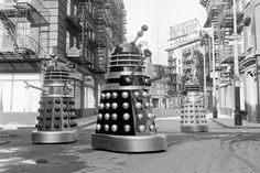 Doctor Who: 34 Dalek pictures from the archives 1965