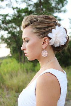 wedding hair, bridal hair, updo, weddings , #hairbyelena