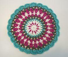 Crochet Mandala!