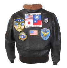 Cockpit USA G-1 'TOP GUN' Movie Jacket
