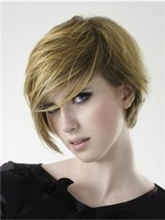 Hot Sale High Quality Short Straight Wig Makes You More Charming  Original Price: $250.00 Latest Price: $41.59