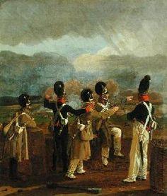 Napoleonic Wars, Bavaria, Art Prints, Painting, Kunst, Art Impressions, Painting Art, Paintings, Painted Canvas
