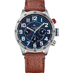 Trent 1791066 Tommy Hilfiger Watch - Free Shipping | Shade Station