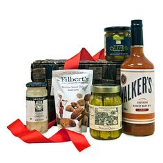 Bloody Good Bloody Mary Gift Basket