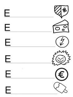 Pro Šíšu: Pracovní listy ČTEME PÍŠEME Baby List, Alphabet Activities, Language, Printables, Education, Math, Learning, School, Autism