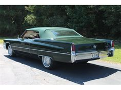 Cadillac DeVille Convertible (1969)