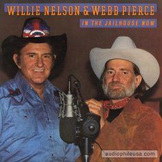 Webb Pierce Country Singer | Nelson, Willie / Webb Pierce - In The Jailhouse Now