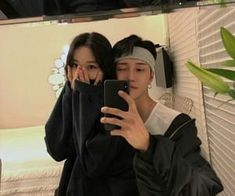 Image about love in Korean couple ❤🌸 by Kristina Korean Girl Ulzzang, Ulzzang Girl Fashion, Couple Ulzzang, Mode Ulzzang, Love In Korean, Korean Couple, Cute Korean, Cute Couples Goals, Couples In Love