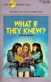 What If They Knew: Story about a young girl who has to switch schools and tries to cover up the fact that she has epilepsy.  I read this as a young girl and can't wait to share it with my girls.