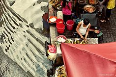 Photograph Street food hawker by Henny Boogert on 500px