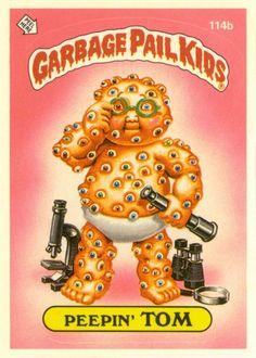 Garbage Pail Kids (Part Garbage Pail Kids Cards, Kids Part, Cabbage Patch Kids Dolls, Back In My Day, Kids Toms, Kids Stickers, 80s Kids, I Remember When, Ol Days