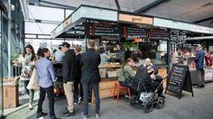 Torvehallerne - food market