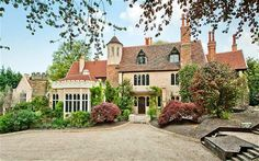 Fancy some Tudor real estate? Henry VIII's former London home, The Old Rectory, is on the market for £26m.