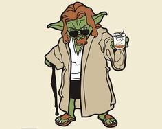 It's Monday morning and the Force abides!