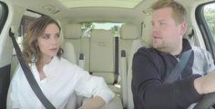 Victoria Beckham da un giro de 180 grados a su carrera y se ríe con James Corden en una nueva entrega de su Carpool by Trendencias  #Other