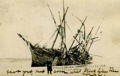 Historical Seaside Oregon | Shipwrecks on the Oregon Coast | Cannon Beach History Center and ...