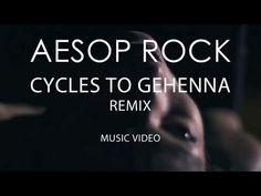 "Aesop Rock - ""Cycles to Gehenna"" Zavala Remix (Official Music Video)"