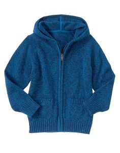 Marled Hooded Sweater at Gymboree