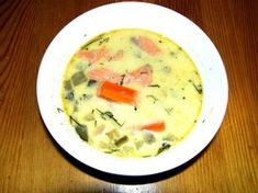 Finnish Recipes, Summer Recipes, Cheeseburger Chowder, Soup Recipes, Seafood, Food And Drink, Gluten Free, Dinner, Cooking