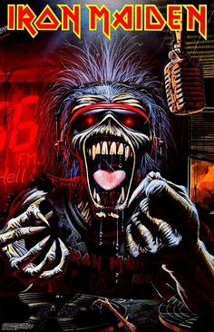 Iron Maiden                                                                                                                                                                                 More