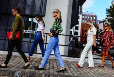because im addicted | 30+ London Fashion Week Street Style Snaps To Obsess Over