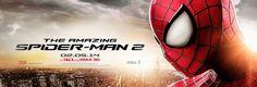 The Amazing Spider-man 2 Banner No oficial Cine 1 by jphomeentertainment on DeviantArt Spider Man Quotes, Spider Man 2, Harry Osborn, Entertainment Weekly, The Amazing Spiderman 2, Sarah Gadon, Motion Poster, Dane Dehaan, Spiderman Movie