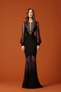 Andrew Gn Pre-Fall 2015 - Andrew Gn Pre-Fall 2015 – Slideshow The Effective Pictures We Offer You About outfits juvenil A - Vestidos Fashion, Fashion Dresses, Couture Fashion, Fashion Show, Fashion Design, Evening Dresses, Formal Dresses, Fashion Weeks, Mode Style