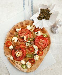 Lavash Labane Pizza