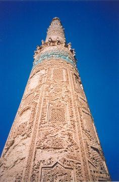 The Minaret of Jam -Afganistan