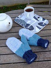 Ravelry: Gradient - les moufles pattern by Louise Dietz