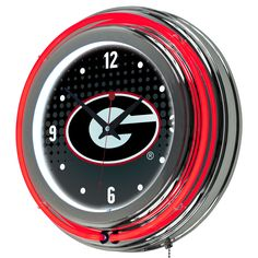 Every game room, garage or man cave could use the addition of an officially licensed neon clock. So why not add one of the highest grade clocks on the market to your collection? This impressive clock