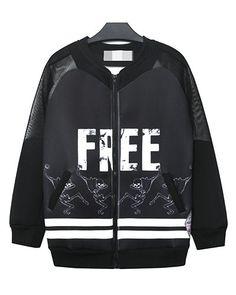 http://www.yoyomelody.com/black-mesh-inert-bomber-jacket-with-lovers-skull-print-back-ja0930002-2.html