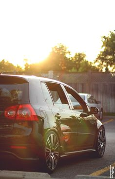 GTI with Audi A7 wheels, not bad.
