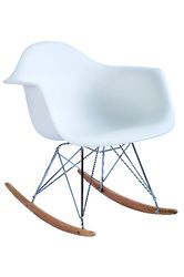 Never go out of style with our Eames, Philippe Starck or Arne Jacobsen inspired designer replica chairs. We supply Eames lounge chairs, Ghost chairs Swan chairs, Ball chairs, Bubble chairs and Egg chairs in Cape Town Eames Rar, Eames Rocker, Eames Rocking Chair, Eames Chairs, Lounge Chairs, Charles Eames, Plastic Rocking Chair, Plastic Chairs, Eames Chair Replica