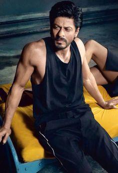 Shahrukh Khan Nov 2015 Vogue