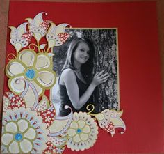Love idea for scrapbook!  But what page?