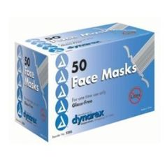 Blue Pleated Surgical Face Mask Tie On Glass Free Filter  50 Each >>> See this great product. (Note:Amazon affiliate link) #FacialMask