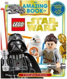 Penguin Random House The Amazing Book of LEGO Star Wars