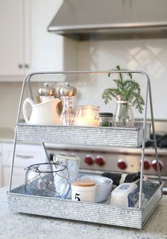 See more images from 15 kitchen organization hacks we love on domino.com