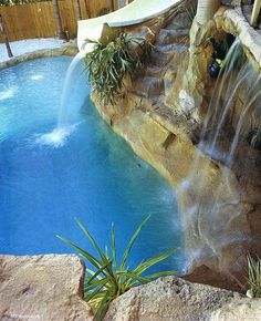 Resort Style Pools from Ideal Pools