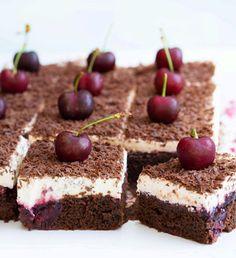 Yami Yami, Food Cakes, Dessert Bars, Tiramisu, Smoothies, Gem, Cake Recipes, Sweets, Homemade