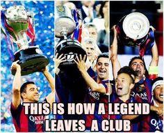 Xavi Hernandez zdobył potrójną koronę tuż przed opuszczeniem FC Barcelony • Tak legenda żegna się z klubem • Wejdź i zobacz więcej >>